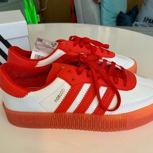 Fiorucci Adidas women's shoes